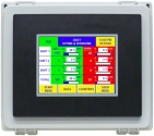"TSS-8: Efficiency Monitoring, 8"" Screen"